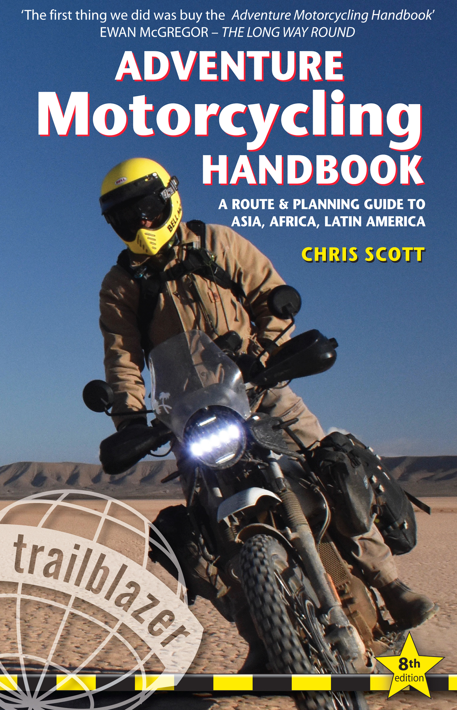 adventure cycle touring handbook
