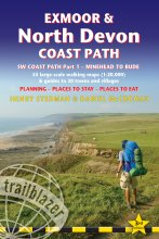 Exmoor & North Devon Coast Path (South-West Coast Path Part 1)