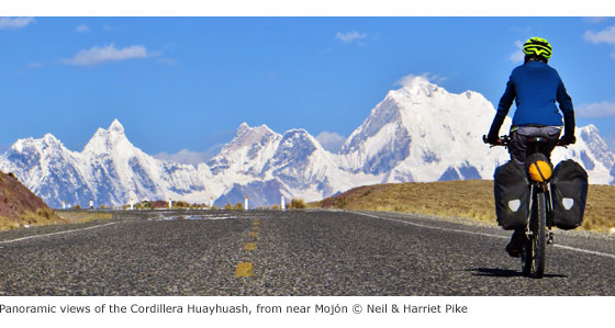 Wandelgids - Peru's Cordilleras Blanca & Huayhuash - Trail Blazer