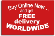 Buy online now and get FREE DELIVERY WORLDWIDE